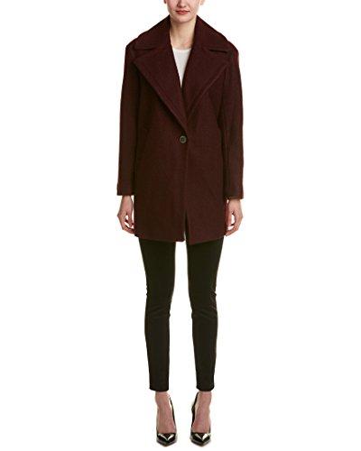 Wool Blend Coat - 2