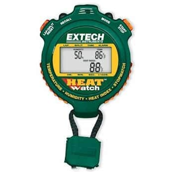 Cole Thermometer - Extech HW30 Humidity/Thermometer/Heat Index Stopwatch
