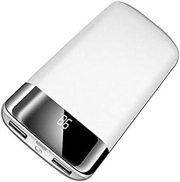 Voorpret 30000mah Power Bank External Battery Pack with 2 USB LDC ...