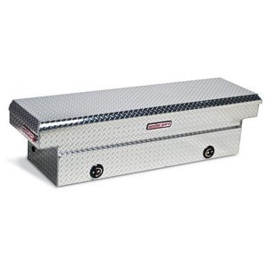 Weather Guard 127002 Aluminum Saddle (Aluminum Saddle Box)