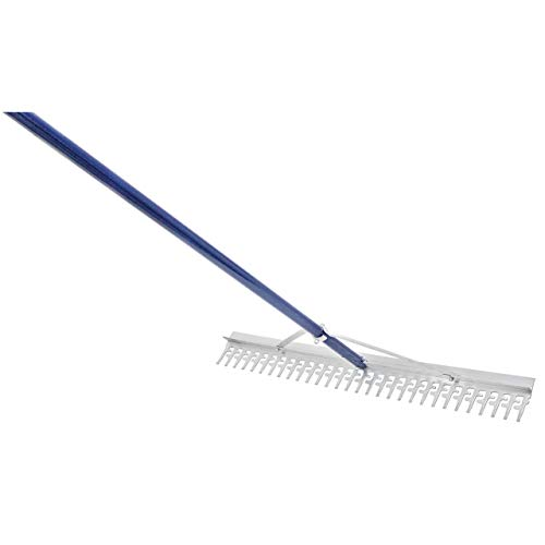 "Extreme Max 3005.4095 Commercial Grade Screening Rake for Beach and Lawn Care – 36"" Head (Renewed)"
