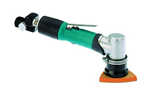 Dynabrade 57900 Non-Vacuum Dynafine Detail Sander, Teal