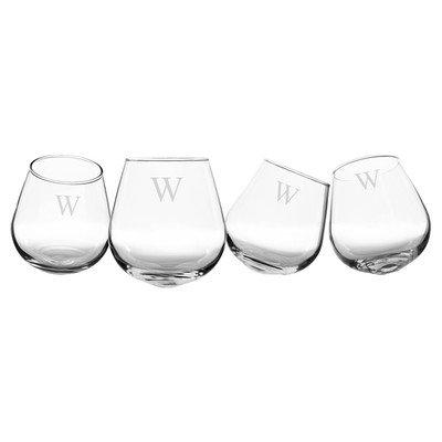 Wine Glasses (Set of 4)