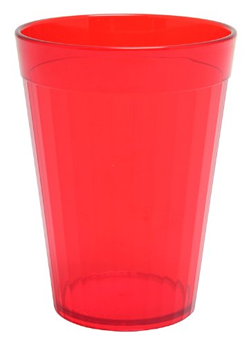 Harfield Copolyester Plastic 200ml Tumblers Clear (Pack of 4)