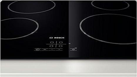 Bosch PKE611B17E hobs - Placa (Incorporado, Cerámico, Tocar, Parte ...