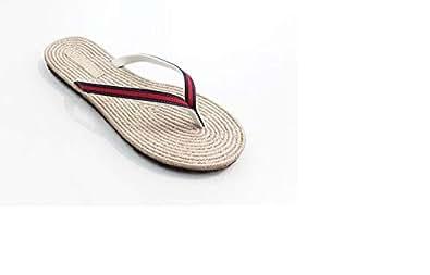 VEOUJYH White Thong slipper For Women