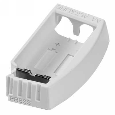Honeywell Replacement battery holder for FocusPRO thermostat - Black and White - 50007072-001/U 50007072-001-1