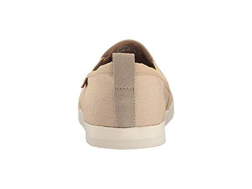 Slip Mens Grovler Slip On Shoes Kaki Taglia 8
