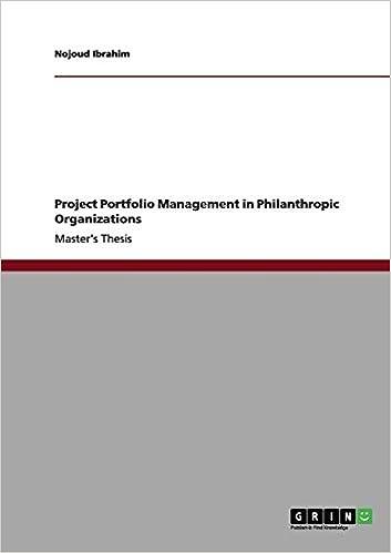 master thesis portfolio management