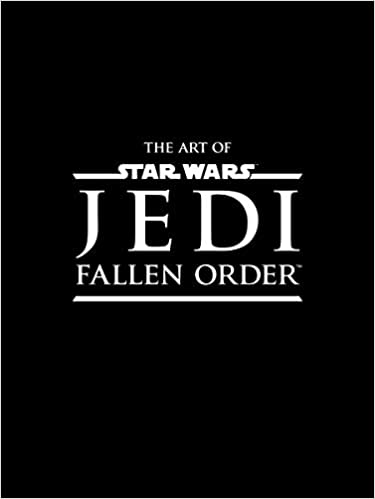 Fallen Order The Art of Star Wars Jedi