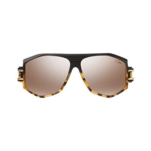 Sunglasses Cazal Legends 163/3 92 Mat Black Havana 100% Authentic (Cazal 163)