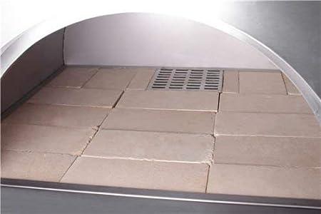Horno de pizza Thor Kitchen de acero inoxidable para horno, pizza o fuego para exteriores o interiores: Amazon.es: Hogar