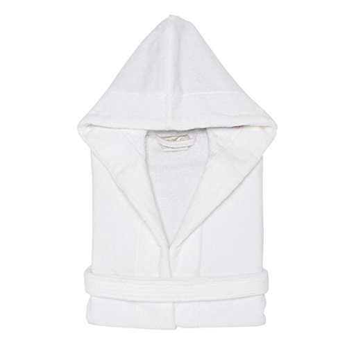 0ab3258631 TowelRobes Velour Hooded Bathrobes for Women and Men Hooded Velour Hotel  Robe