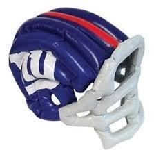 New York Giants Team Inflatable Helmet - Sports New York Giants Inflatable