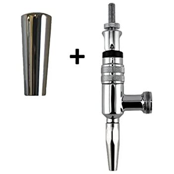 Amazon.com: Kegco Stainless Steel Guinness Stout Beer Faucet ...