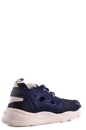 ... Reebok Damen MCBI253016O Blau Stoff Sneakers