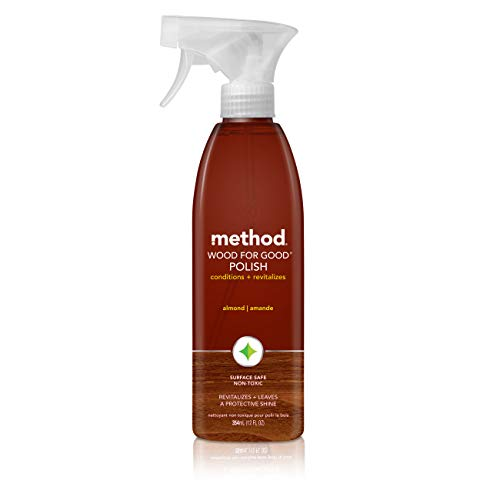 Method Wood For Good Polish, Wood Cleaner,