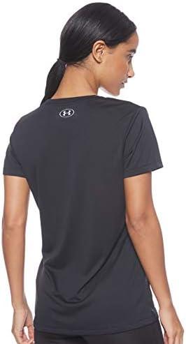 テック ショートスリーブ V ネック グラフィック(トレーニング/Tシャツ) 1348032 レディース
