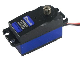 ADS-660LTG / Low Profile Digital Servo w/ Heat Sink + TG (High Speed) by Alturn USA