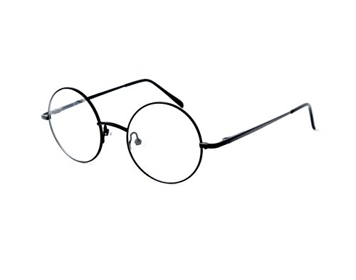 Big Mo's Toys Harry Potter Costume Glasses Dress Up Round Wizard Glasses 1 Pair