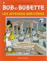 Bob et Bobette, tome 195 : Les joyeuses sorcières par Willy Vandersteen