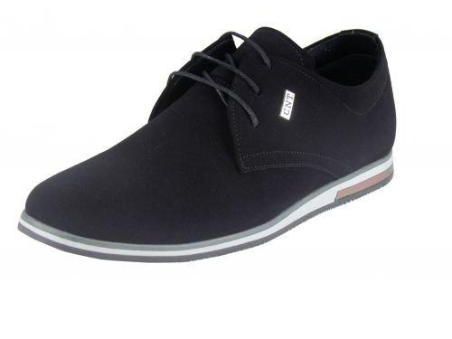 Sneaker - Black Night - schwarz Größe 44