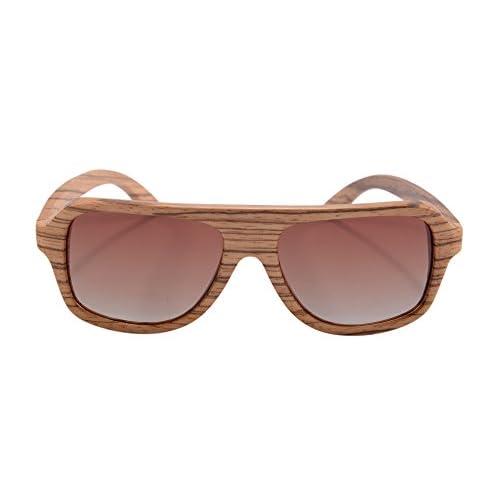 9dc81d52cfb SHINU Wood Sunglasses Oversized Eyeglasses Wood Frame Polarized Sunglasses-  Z6043 delicate