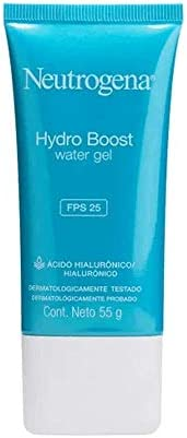 Gel Hidratante Facial Hydro Boost Water FPS 25, Neutrogena, 55g