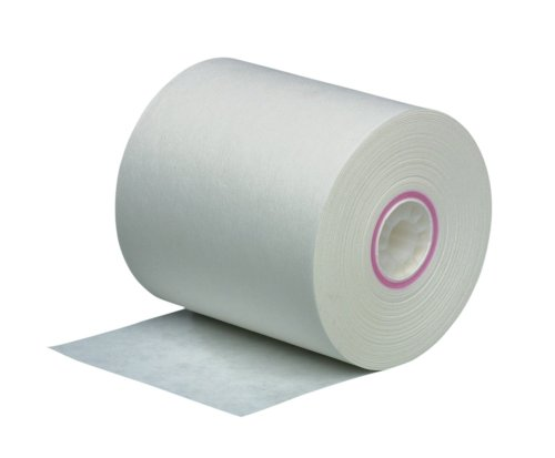 PM Company Perfection POS/Cash Register Rolls, 3 Inches X 150 Feet, White, 50 per Carton (07702)