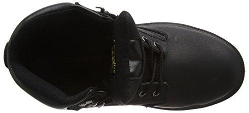 Worksite Ss618Sm - Calzado de Protección Unisex Adulto Negro (Negro)