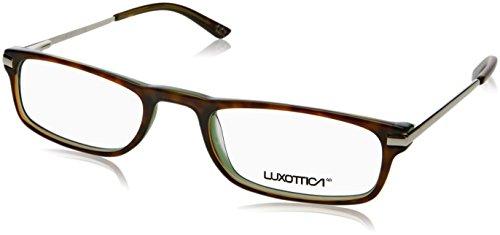 Para De Gafas On havana Monturas Hombre Green Marrón Luxottica 0lu3203 wpvfII