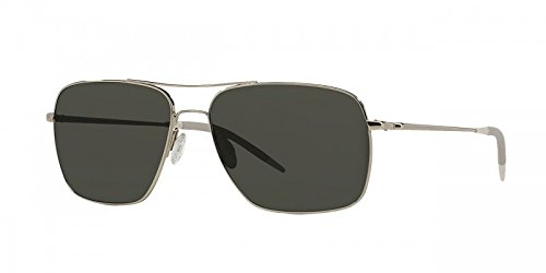 Oliver Peoples Clifton OV1150S (Silver, Midnight Express VFX - Express Glasses Polar