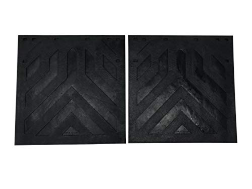 Eagle Products Semi Truck Tractor Mud Flaps Oversize Universal Fit 24