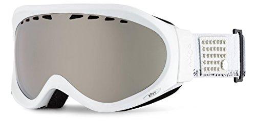 Roxy Womens Roxy Mist - Snowboard Goggles - Women - One Size - White Bright White One Size