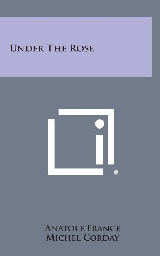 book cover of Under the Rose