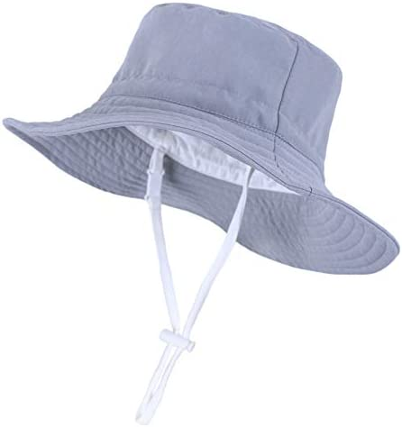 Sombreros de algod/ón plegable para ni/ños de 1 a 2 a/ños MK MATT KEELY
