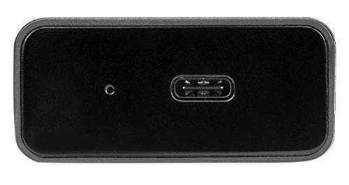 Targus USB-C Demultiplexer for PC, 13 x 1.75 x 0.8 Inches, Black (ACA42USZ) by Targus (Image #4)