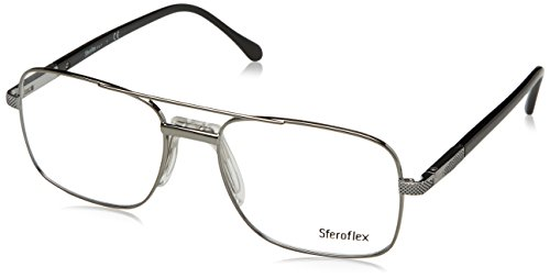 glass Frames 268-54 - Shiny Gunmetal ()