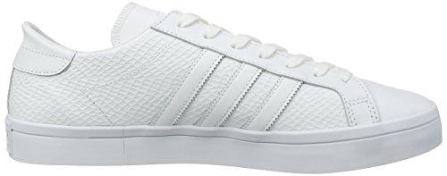 Adidas Originals Delle Donne Originali Del Tribunale Di Vista Formatori Us10 Bianco
