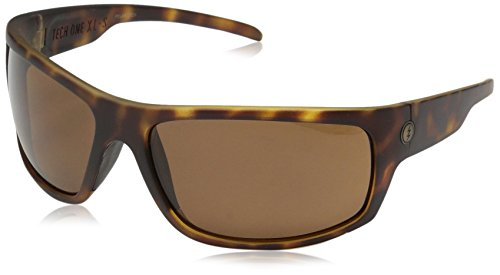 Electric Visual Tech One XLS Matte Tortoise/Polarized Bronze Sunglasses