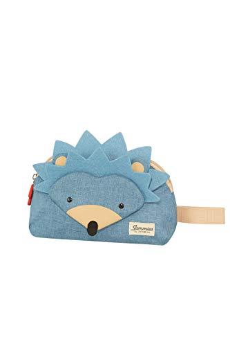(SAMSONITE Happy Sammies Wash Bag, 24 cm, 2 Litres, Hedgehog Harris)