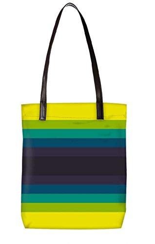 Borsa Da Spiaggia Snoogg, Multicolore (multicolore) - Ltr-bl-2512-totebag