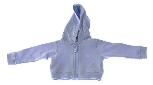 Marie Chantal Baby Boy's Harry Zip up Sweatshirt Sz Medium Blue (Baby Marie Chantal)