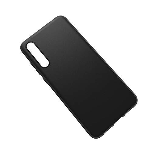 Huawei P20 Pro Case Soft Silicone TPU Matte Cover - Black