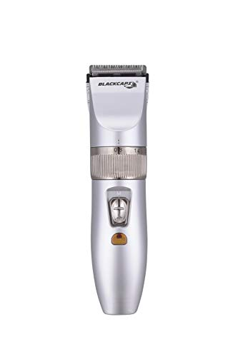 BlackCaps KC-27C Rechargeable Professional Hair Trimmer for Men and Women (Multicolor), medium 2021 August High grade stainless steel blades Rechargeable cordless trimmer, Upto 45 minutes of cordless use. Please charge the trimmer for minimum 4hours before 1st use Adjustable Trimming Range, Rechargeable, Easy to Clean, Non-Allergic