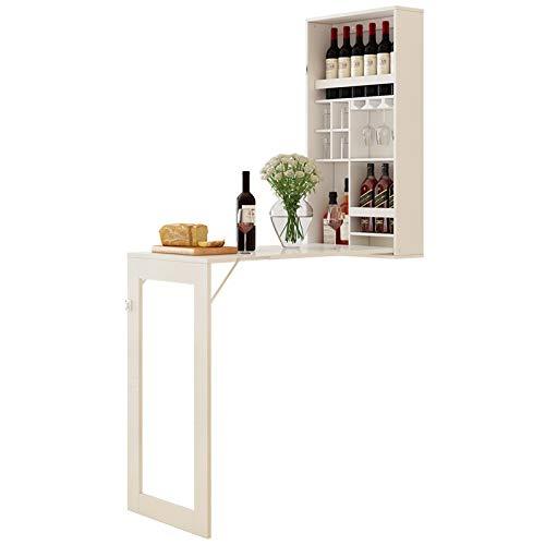 Mesa De Bar Multifunción pared plegable montado en la cocina barra ...