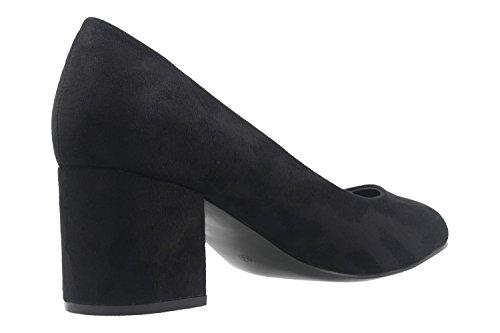 Fitters Footwear Sesy - Mujer Tacones - Botas Negras EN Tallas Especiales