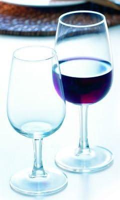 65545 DUROBOR Verre /à vin vigneron 32 cl lot de 6