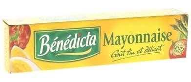 Benedicta Mayonnaise from France - 6.17 oz