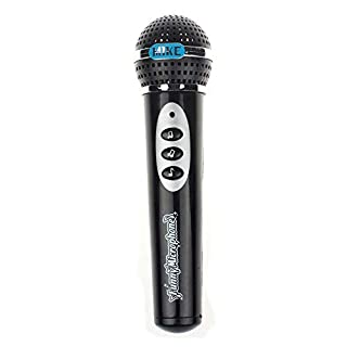 Boys Girls Microphone, Mighty Echo Microphone ,Battery Voice Amplifying Mic Karaoke Singing Microphone Toy Singing Kid Funny Gift Music Toy for Kids 1 Year & Up
